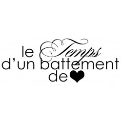Tampon Battement de coeur