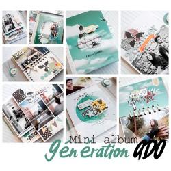 Kit album génération ado